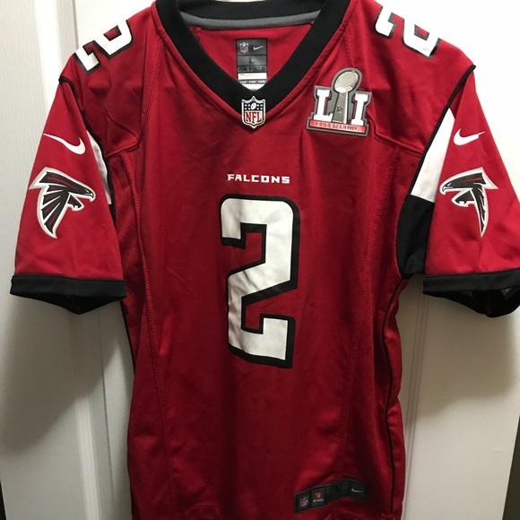 867d0fda1a2 Nike Shirts & Tops | Atlanta Falcons Jersey | Poshmark